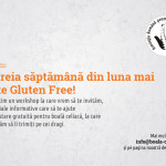 16 mai 2017 - Workshop - ziua bolii celiace